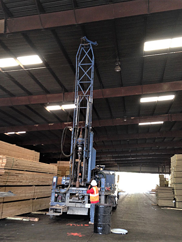Conventional / Hollow Stem Auger Drilling